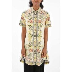 ETRO エトロ Multicolor シャツ レディース Printed oversized blouse 【関税・送料無料】【ラッピング無料】 dk