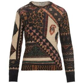 ETRO エトロ Multicolor 'Santa Barbara' sweater ニットウェア レディース 秋冬2021 186219163800 【関税・送料無料】【ラッピング無料】 ju