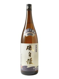 磯自慢 しぼりたて本醸造 1800ml (磯自慢酒造) (静岡県)