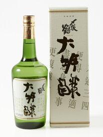 2019年11月 〆張鶴 大吟醸 金ラベル 720ml 専用箱入り (宮尾酒造) (新潟県)