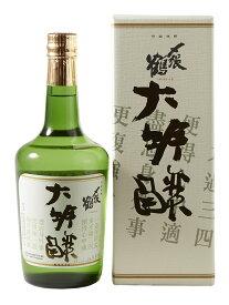2020年11月 〆張鶴 大吟醸 金ラベル 720ml 専用箱入り (宮尾酒造) (新潟県)