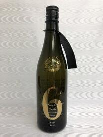 新政 NO-6 S-TYPE 純米吟醸生原酒 740ml (新政酒造)(秋田県)