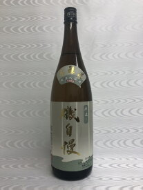 2019年 磯自慢 本醸造 寒造り低温貯蔵酒 1800ml(磯自慢酒造)(静岡県)
