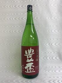 豊盃 純米吟醸 華想い 1800ml (三浦酒造) (青森県)