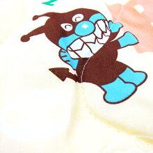 西川のキャラクター肌掛けふとん(ハーフサイズ)[わた入パイル]「それいけ!アンパンマン」【ジュニアハーフ/西川産業/東京西川/洗える/パイル肌掛けふとん/わた入りパイル肌掛けふとん/肌掛け布団/肌掛ふとん/肌掛布団/おひるね/お昼ね/御昼寝】