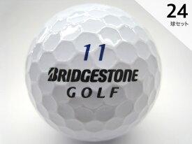 Sクラス 2016年モデル ブリヂストンゴルフ TOUR B V10 ホワイト 24球セット 送料無料 /ロストボール【中古】