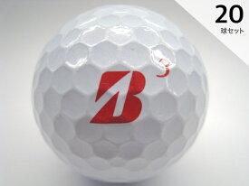 Sクラス 2018年モデル ブリヂストンゴルフ TOUR B JGR パールピンク 20球セット 送料無料 /ロストボール【中古】