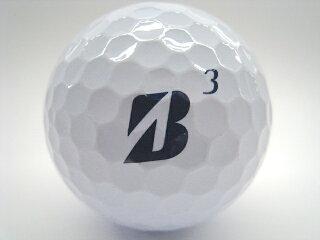Iクラス2018年モデルブリヂストンゴルフTOURBJGRロゴマーク入り/ロストボールバラ売り【中古】