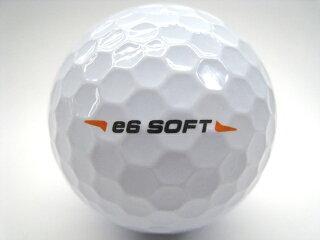Iクラスブリヂストンゴルフe6SOFTシリーズロゴマーク入り/ロストボールバラ売り【中古】【ラッキーシール対応】