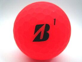 Iクラス 2019年モデル ブリヂストンゴルフ TOUR B JGR MATTE RED EDITION ロゴマーク入り /ロストボール バラ売り【中古】【ラッキーシール対応】