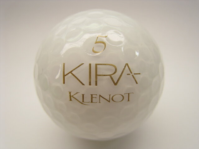 Iクラス キャスコ KIRA KLENOT ロゴマーク入り /ロストボール バラ売り【中古】