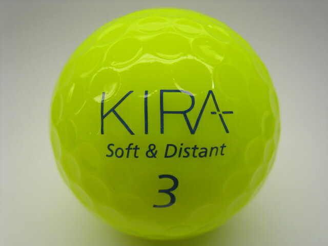 Iクラス 2012年モデル キャスコ KIRA Soft & Distant ロゴマーク入り /ロストボール バラ売り【中古】