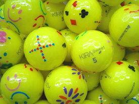 Sクラス 2017年モデル キャスコ KIRA Sweet マークがいっぱいシリーズ 1球/ロストボール バラ売り【中古】