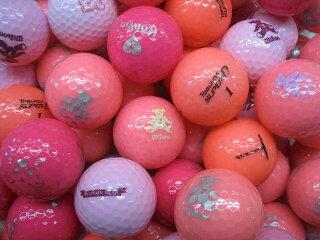 Sクラスピンクボール色々1球/ロストボールバラ売り【中古】【ラッキーシール対応】