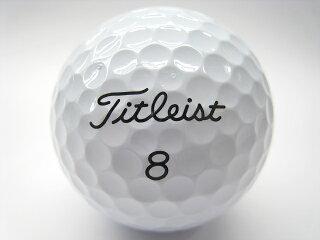 ロストボールIクラス2017年モデルタイトリストPROV1ロゴマーク入り【中古】ゴルフボール