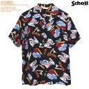 アロハシャツ|ショット(SCHOTT)SCH3175021|CUBA DREAM(キューバ ドリーム)|Von Franco(ヴォン・フランコ)|…