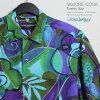 夏威夷衬衫 jiemusu·世界(JAMS WORLD) M630RE-COSK COSMIC SKY(Koss米克·天) 男子的 夏威夷制造 人造丝100%(100%rayon) 正常的领子(常规彩色) 全面开放的 短袖 夏威夷衬衫塔(夏威夷衬衫销售)10P11Mar16