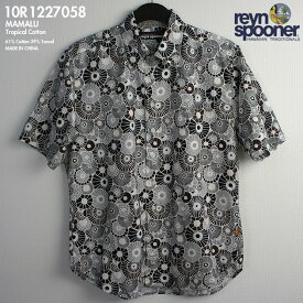 472a1cf25 アロハシャツ|レインスプーナー(REYN SPOONER)|0122-7058 MAMALU(マーマル