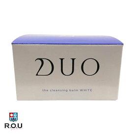 【送料無料】【R.O.U】 DUO デュオ クレンジングバーム ホワイト 90g