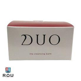 【送料無料】【R.O.U】 DUO デュオ クレンジングバーム 90g メイク落とし