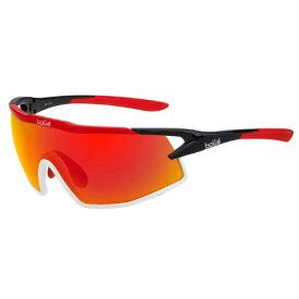 ボレー サングラス ロードバイク B−ロック シャイニーブラック トリコロール ファントムブラウン レッド BOLLE B-Rock Shiny BK/Tricolore Phntm Brown Red
