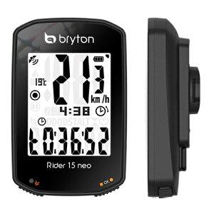 【5月15日は3エントリーでポイント「10倍!」+お買い物マラソン】【翌日配送】ロードバイク サイクルコンピューター ブライトン ライダー15 NEO E Bryton Rider15 NEO E