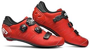 SIDI (シディ) ERGO5 MAT RED BLACK エルゴ5 マットレッドブラック ビンディングシューズ