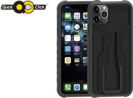 【4月13日はWエントリーでポイント「6倍!」+お買い物マラソン】TOPEAK (トピーク) RideCase iPhone 11 PRO MAX 用 ケース+マウント付き ライドケース アイフォン 11 プロマックス 用