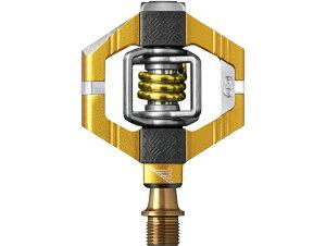 【10/26は「5倍!」エントリーで更にポイントUP】CRANK BROTHERS クランクブラザーズ CANDY 11 PEDALS GOLD キャンディ11 ペダル ゴールド 15984