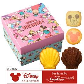 銀座コージーコーナーディズニーデザイン スイーツギフト(4種13個入)ミッキー&ミニー お菓子 お土産 焼き菓子 詰め合わせ