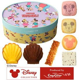 銀座コージーコーナーディズニーデザイン スイーツギフト(7種22個入)ミッキー&ミニー お菓子 お土産 焼き菓子 詰め合わせ