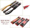 ≪レッドウィング≫ RED WING Shoe Care Goods シューケアグッズ#Shoe Lace 48inch シューレース 48インチRedWingS…
