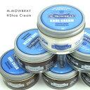 【モーブレイ】 M.MOWBRAY #Shoe Cream シュークリームナチュラル ブラック ネイビー Mブラウン DKブラウン バーガンディー(シューケア/...