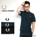 【20SS再入荷】 (フレッドペリー) FRED PERRY #M3N The Original FredPerry Shirt(メンズ/オリジナルフレッドペリーシャツ/ポロシャツ…