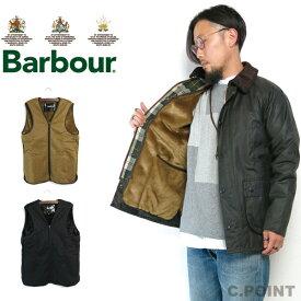 (バブアー) Barbour #SL Fur Liner(メンズ/ファーライナー/SLシリーズ用/ベスト/ブラウン/ブラック/インナー/SlimFit/バーブァー/アクリル/ポリエステル/防寒/36/38/40/BR31/BK11/MLI0035/送料無料)