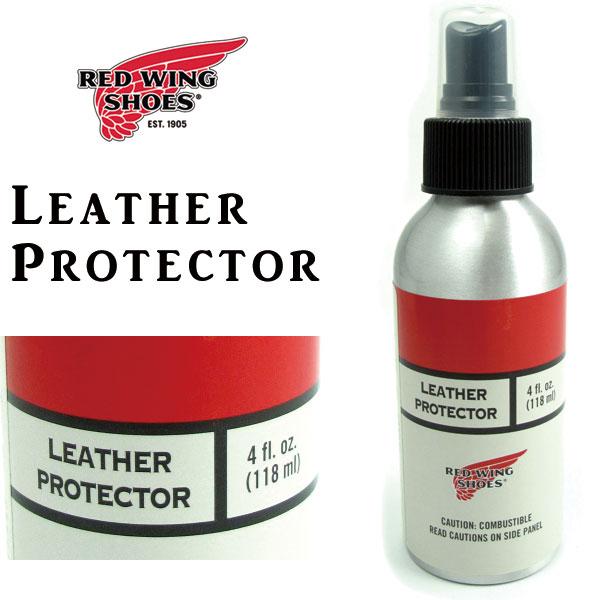 ≪レッドウィング≫ RED WING Shoe Care Goods シューケアグッズ#Leather Protector レザープロテクターRedWingShoes 純正 シューズケア 製品【ネコポス便不可】