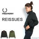 (フレッドペリー) FRED PERRY REISSUES Lady's #J7412 HARRINGTON JACKET #ハリントンジャケット リイシューコレクション スイングトッ…