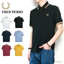【20%OFF】(フレッドペリー) FRED PERRY #M12N Twin Tipped FredPerry Shirt(メンズ/オリジナルフレッドペリーシャツ/ポロシャツ/ティ…