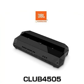 JBL CLUB4505 5チャンネル パワーアンプ 最大出力1800W