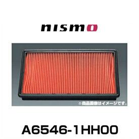 NISMO ニスモ A6546-1HH00 スポーツエアフィルター ドライタイプ (純正品番:AY120-NS058、16546-1HC0A)