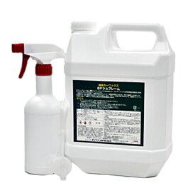 モリブデンBP BP015S-400 BPシュプレーム 4L 内装にも外装にも使える超撥水液体ワックス