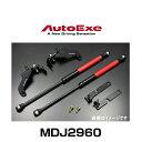 AutoExe オートエクゼ MDJ2960 ボンネットダンパー デミオ(DJ系全車)