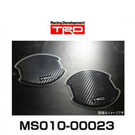 TRD MS010-00023 ドアハンドルプロテクター 2枚セット ハリアー、カムリ、エスクァイア、ヴォクシー、ノア、アルファード等