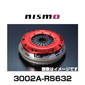 NISMO ニスモ 3002A-RS632 スーパーカッパーミックスツイン クラッチ SUPER COPPERMIX TWIN フェアレディZ COMPETITION