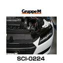 GruppeM グループエム SCI-0224 SUPER CLEANER スーパークリーナー for AUDI TT / TTS (FV) 1.8L / 2.0L ターボ用アウ…