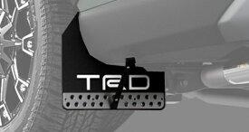TRD MS328-42002 マッドフラップ ブラック RAV4(5#系)