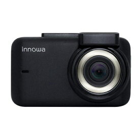 innowa JN001 Journey ドライブレコーダー フルHD Wi-Fi GPS 160度広角 常時/衝撃録画 駐車監視 2年保証 8GB