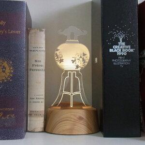 acrysta アクリスタ LEDアクセサリースタンド AKARI 盆提灯 アカリ