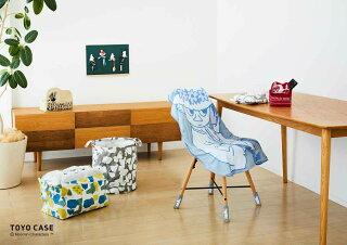 ムーミンシリーズティッシュケースリトルミイニョロニョロアイボリーレッド北欧ムーミンイラストコットン刺繍オシャレ