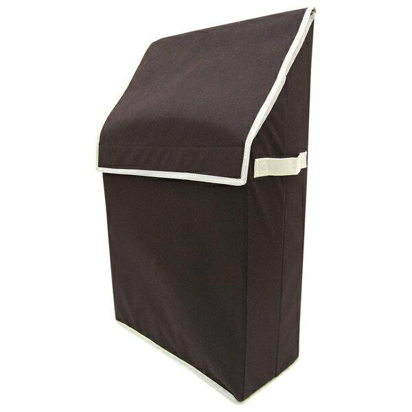 Plus One(プラスワン) ショッパーストレージボックス 紙袋収納 PLO-SSB-BR